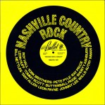 LP - VA - Nashville Country Rock Vol. 1 - Boogie With A Bullet