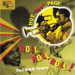 CD - Hot 'Lips' Page - Roll Roll Roll