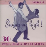 CD - VA - Swing Me High ! Vol. 4