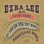 CD - Ezra Lee - Boomerang Boogie