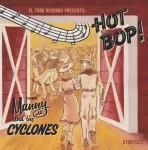 CD - Manny Jr. & The Cyclones - Hot Bop!