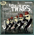 Single - Los Twangs - Conjunto - Canta En Espanol
