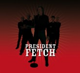 LP - President Fetch - Cruel Beats...Gently Slumbering