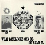 LP - Jan C. Block Jr. - What Loneliness Can Do