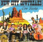 CD - New City Cowfreaks - Cow Siesta