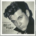 CD - Rich Oades - A Tribute To Billy Fury