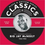 CD - Big Jay McNeely - 1953 - 1955 The chronological classics