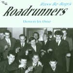 CD - Roadrunners - Down in one