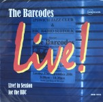 CD - Barcodes - Live In Session For The BBC