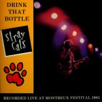 LP - Stray Cats - Drink that bottle down