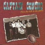 CD - Captain Concho - From The Hills To The Plains
