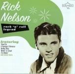 CD - Rick Nelson - Rock'n'Roll Legend