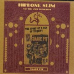 CD - Hipbone Slim & the knee tremblers - Snake Pit