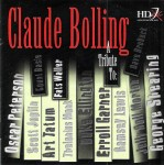 CD - Claude Bolling - A Tribute to My Favorits
