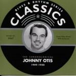 CD - Johnny Otis - 1949 - 1950 The chronological classics