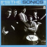 CD - Sonics - Here Are The Sonics