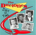CD - Duetones - Just In Time