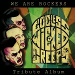 CD - VA - We Are Rockers - Godless Wicked Creeps Tribute