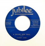 Single - Danny Cobb - My Isabella / A Brand New Deal