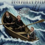 CD - Rockabilly Mafia - Row!