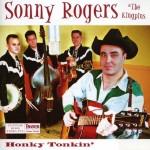 CD - Sonny Rogers - Honky Tonkin'