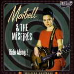 CD - Maibell & the Misfires - Ride Along