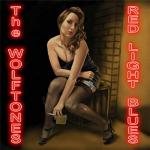 CD - Wolftones - Red Light Blues