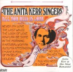 CD - Anita Kerr Singers - All You Need Is Love