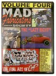 DVD - Mad Fabricator Society Vol. 4