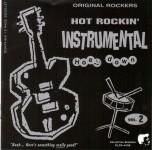 CD - VA - Hot Rockin' Instrumental