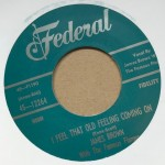 Single - James Brown - Chonnie Oh Chon / I Feel That Old Age Coming On