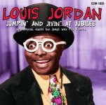 CD - Louis Jordan - Jumpin and Jivin At Jubilee