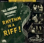 10inch - VA - All Abroad Records pres. Rhythm In A Riff