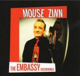 CD - Mouse Zinn - The Embassy Recordings