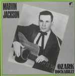 LP - Marvin Jackson - Ozark Rockabillies