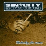 CD - Sin City Suckers - Unlucky For Some