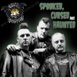 CD - Grave Stompers - Spooked, Cursed & Haunted