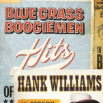 CD - Blue Grass  Boogiemen - Hits of Hank Williams