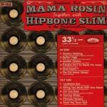 CD - Mama Rosin & Hipbone Slim & The Kneetremblers - Louisiana Sun