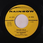 Single - Marquis - I dont want your love, popcorn Willie