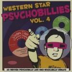 CD - VA - Western Star Psychobillies Vol. 4