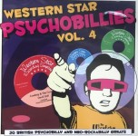 CD - VA - Western Star Psychobillies Vol. 4