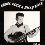LP - VA - Rebel Rockabilly Vol. 4