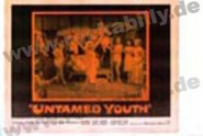 Poster DIN A3 - Untamed Youth