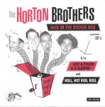 Single - Horton Brothers - Jack In The Boogie Box, Just A Pickin' & A Slappin', Roll, Hot Rod, Roll