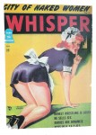 Poster DIN A3 - Whisper - July