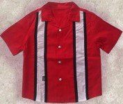 Kids - Jungenhemd - My Red Charley Shirt