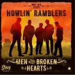 CD - Howlin' Ramblers - Men With Broken Hearts