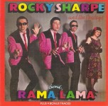 CD - Rocky Sharpe & The Replays - Rama Lama Ding Dong