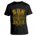 T-shirt  Steady - Sun Records Rock'n'Roll